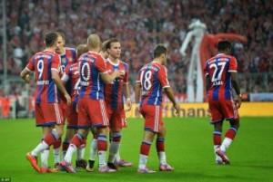 Bayern si to nejspíš v klidu pohlídá