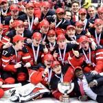 Kanada slaví titul, Slovensko má bronz
