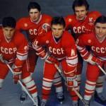Jedna z nejlepších formací hokejové historie.