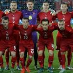 Můj zážitek ze zápasu reprezentace proti srbsku