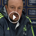 VIDEO: Madridistas pískají na Benitéze!