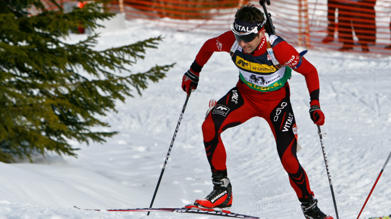 Ole Einar Bjørndalen – Nor, který si podmanil svět biatlonu