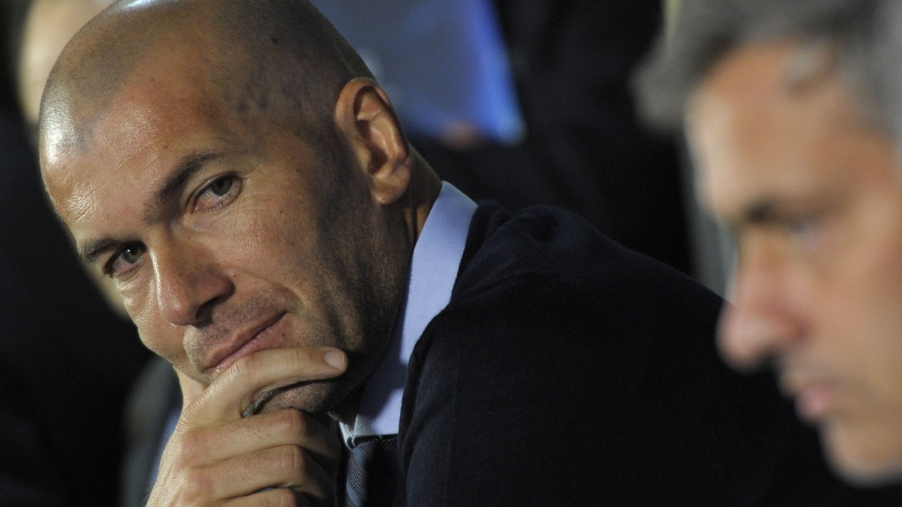 Zinedine Zidane aneb recept na úspěch?