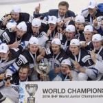 Finská dominance na Mistrovství světa juniorů