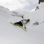 Také dámy lyžují