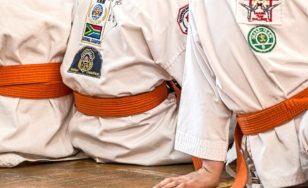 Děti a karate