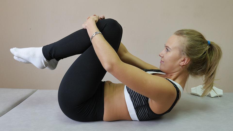Pilates v pohodlí domova