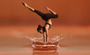 Cvičení jogy