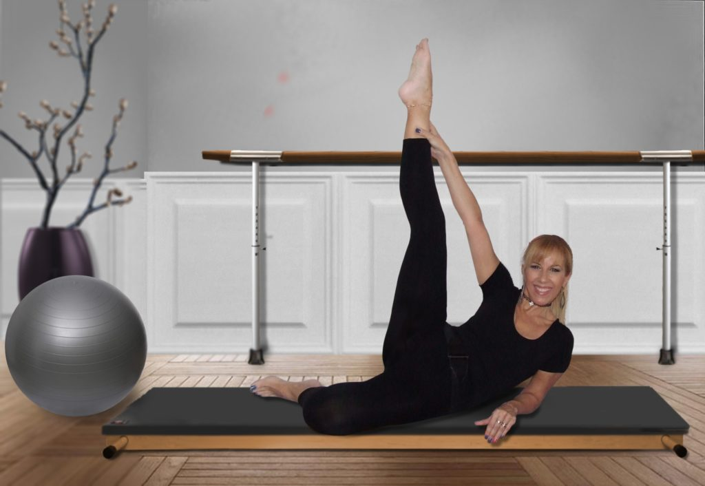 Seznamte se s účinky zázračného cviční pilates