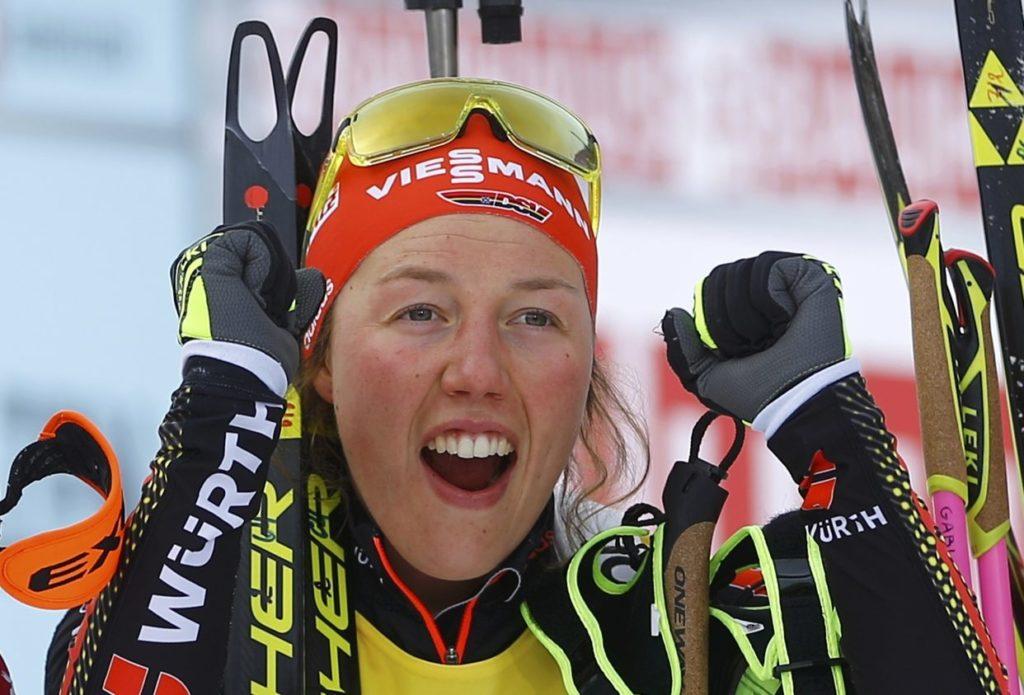 Laura Dahlmeierová a co jste o nejlepší biatlonistce nevěděli