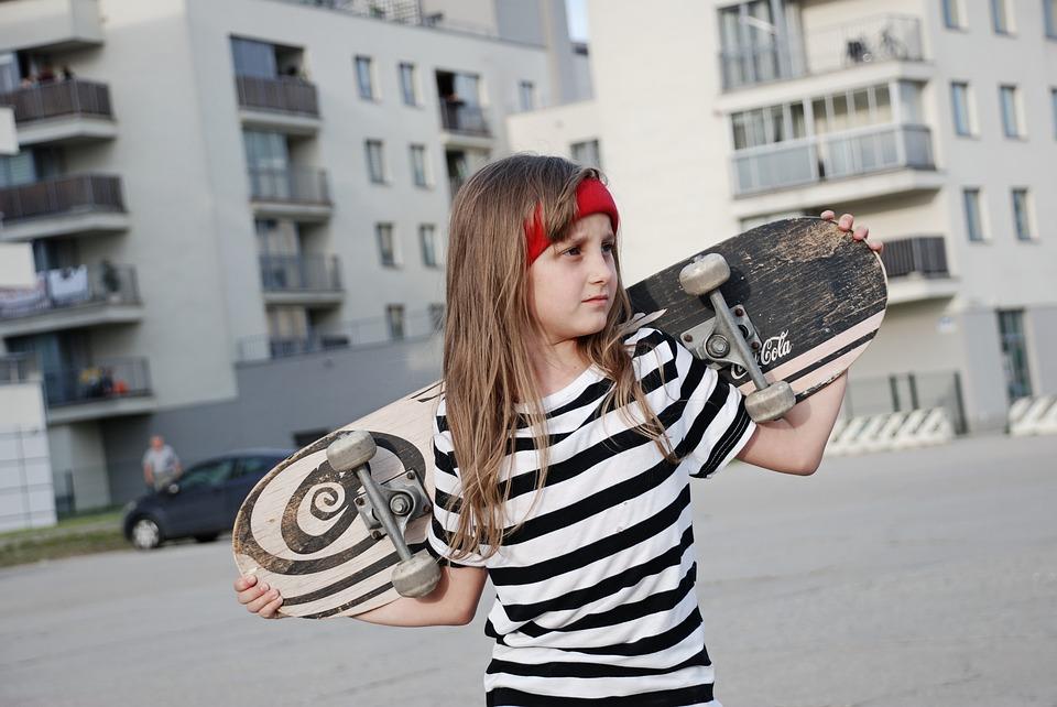 Děti začínají sportovat