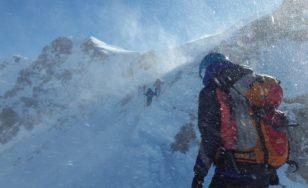 Milovníci horské turistiky