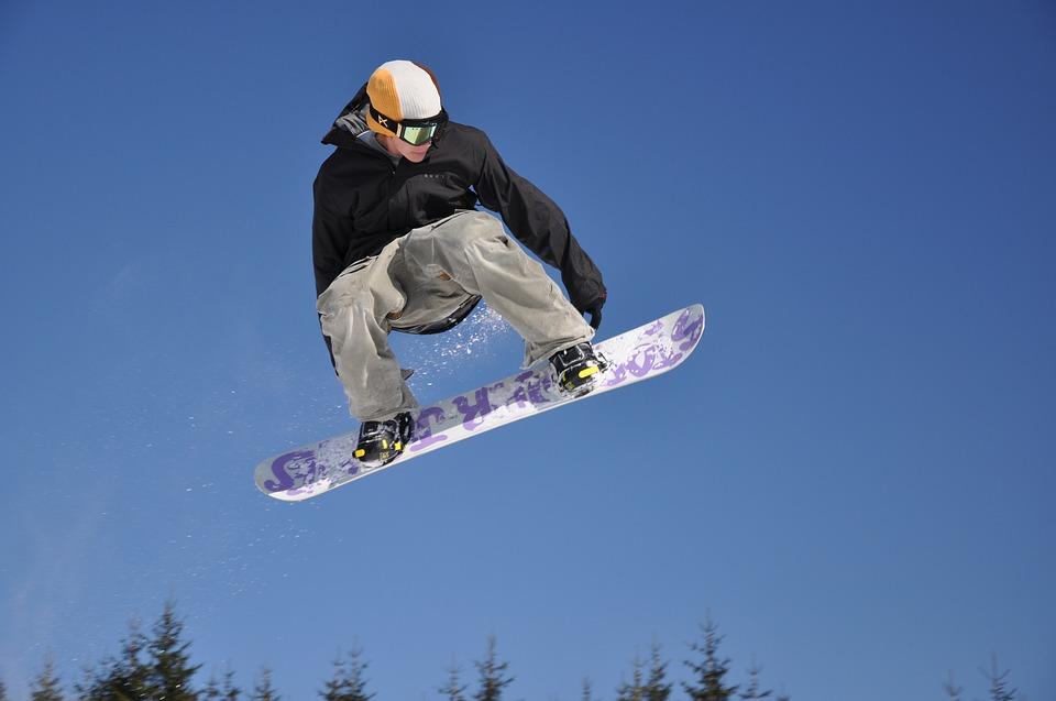 Tři zimní sporty, na které jsme se těšili celý rok