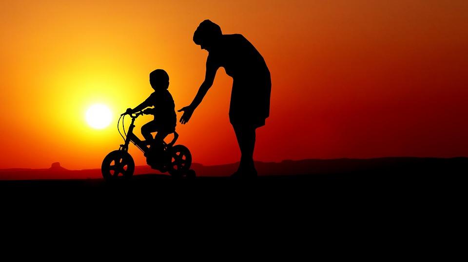 Vybíráme kolo pro děti