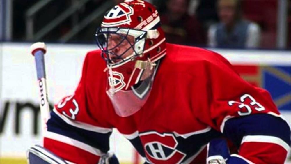 Legenda NHL – Patrick Roy